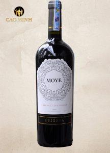 Rượu Vang Chile Moye Reserva Cabernet Sauvignon