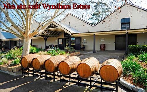 Nhà sản xuất Wyndham Estate