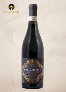 Rượu vang Ý Rocca Amarone Della Valpolicella Corvina
