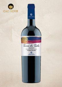 Rượu vang Ý Terre Di Sole Rosso
