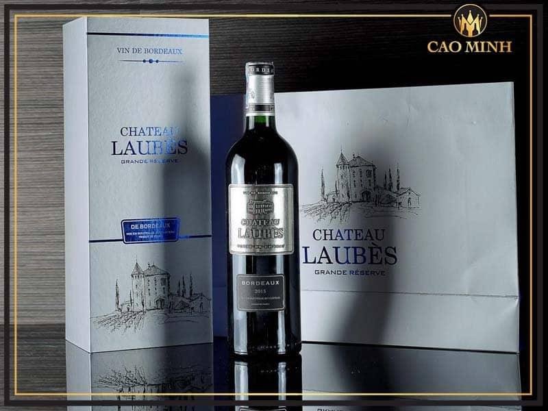 Rượu vang Chateau Laubes - Lựa chọn Đẳng Cấp Số 1 đến từ Pháp