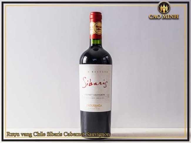 Rượu vang Chile Sibaris Cabernet Sauvignon