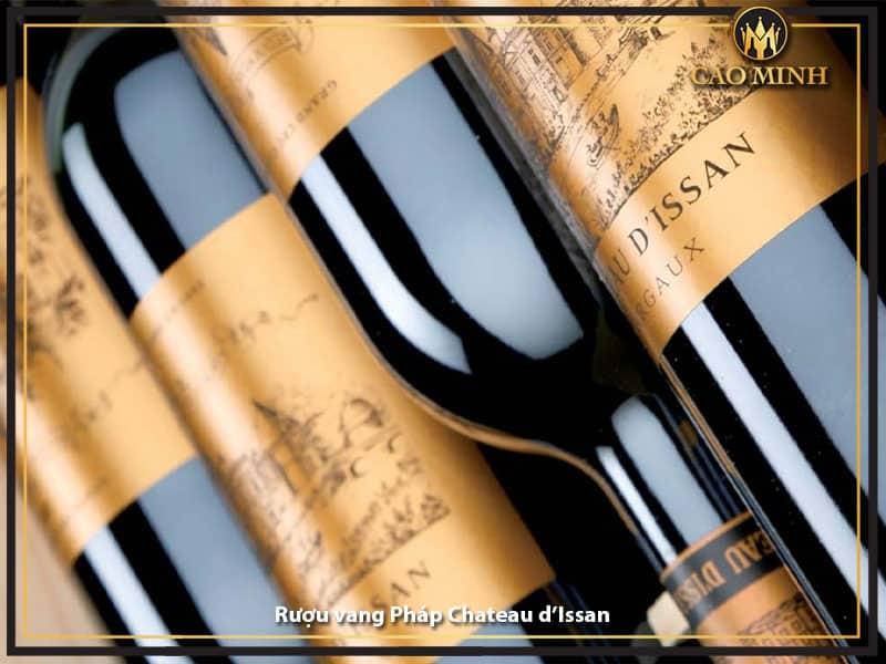 Rượu vang Pháp Chateau d'Issan