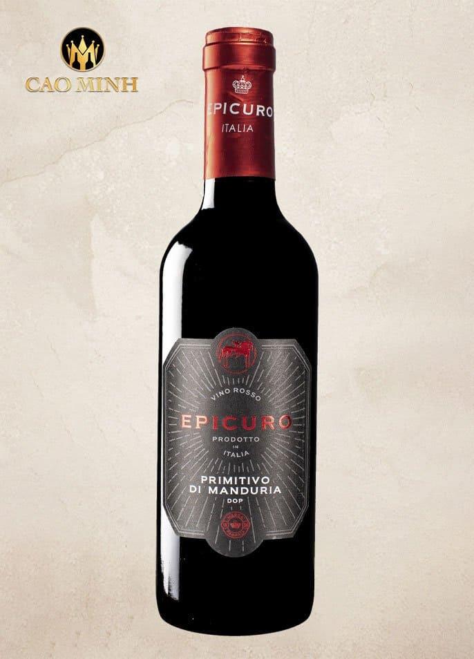 Rượu Vang Primitivo Di Manduria D.O.P