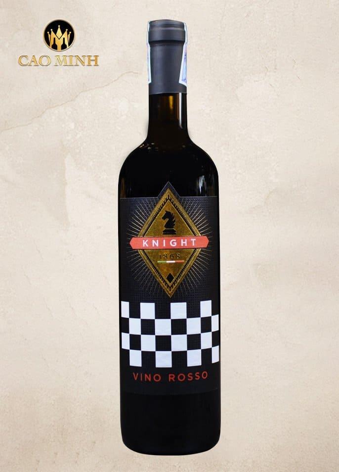Rượu Vang Ý - Knight Vino Rosso