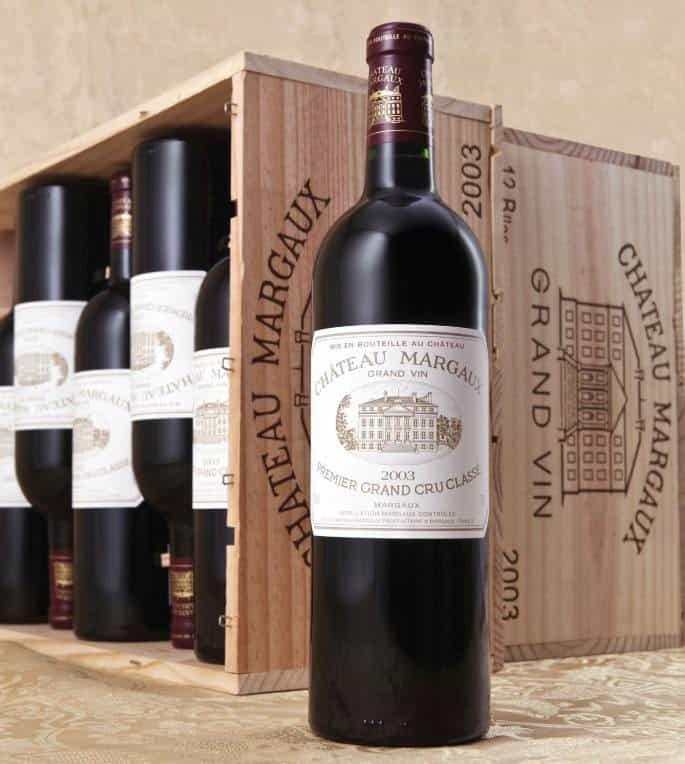 Vang đỏ Bordeaux