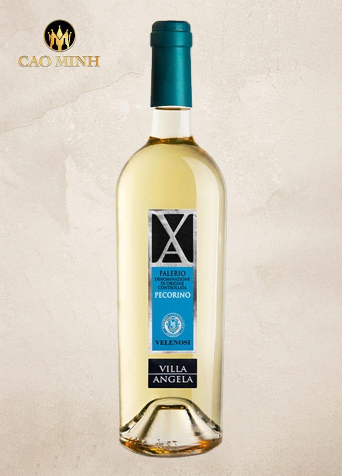 Rượu vang Ý Villa Angela Doc Pecorino