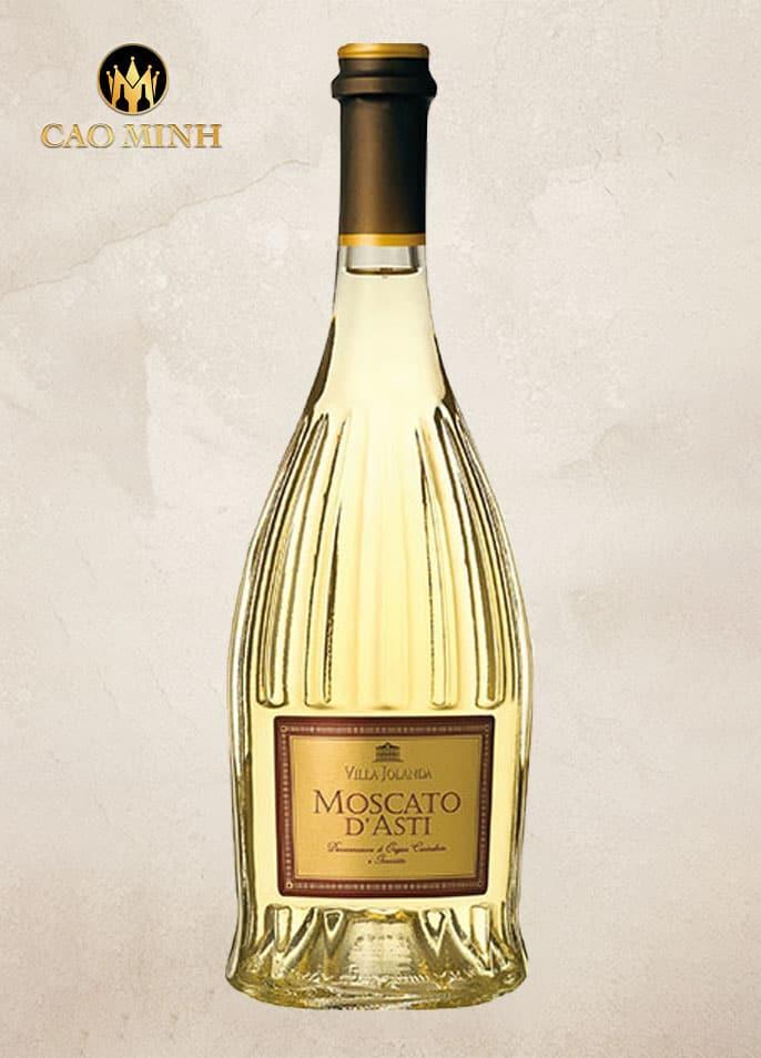Rượu vang Ý Villa Jolanda Moscato