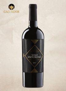 Rượu vang Ý Vino Antorino Primitivo
