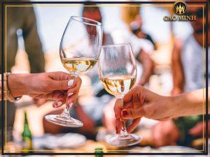 Rượu vang trắng và những thông tin cần biết