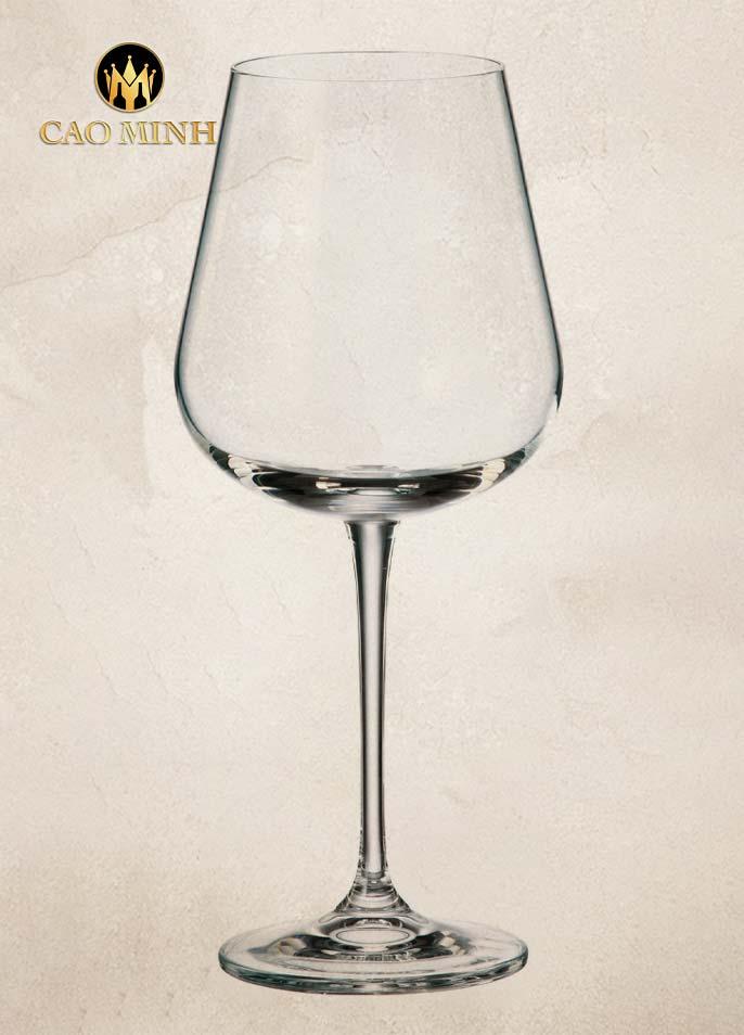 Ly uống rượu vang pha lê Ardea - 540ml