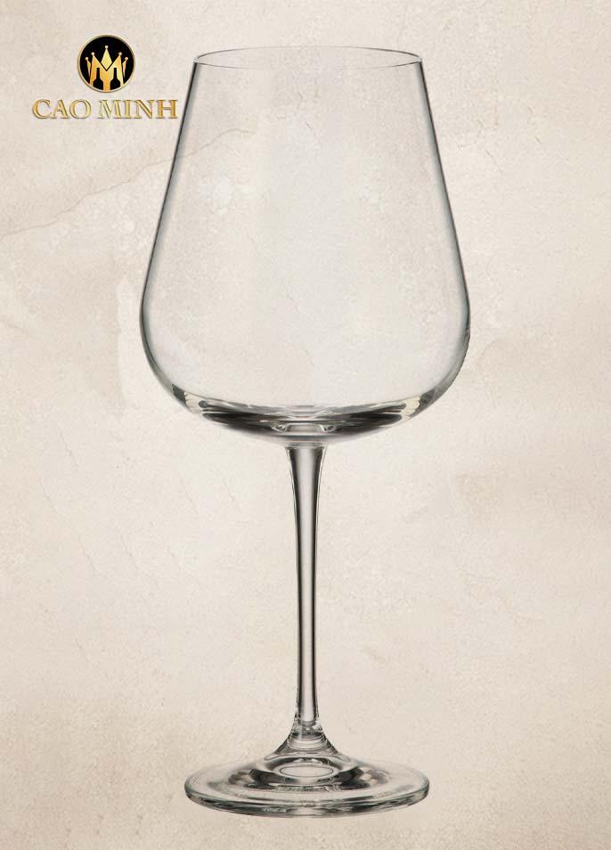 Ly uống rượu vang pha lê Ardea - 670ml