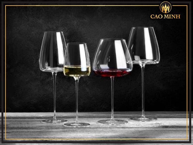 Ly Uống Rượu Vang Gồm Những Loại Nào? Cách Chọn Ly Uống Rượu Vang Đúng Chuẩn Sang Trọng