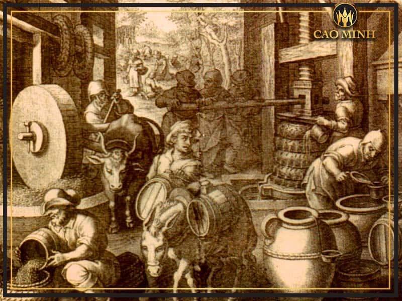 Nguồn gốc lịch sử về rượu vang Tây Ban Nha