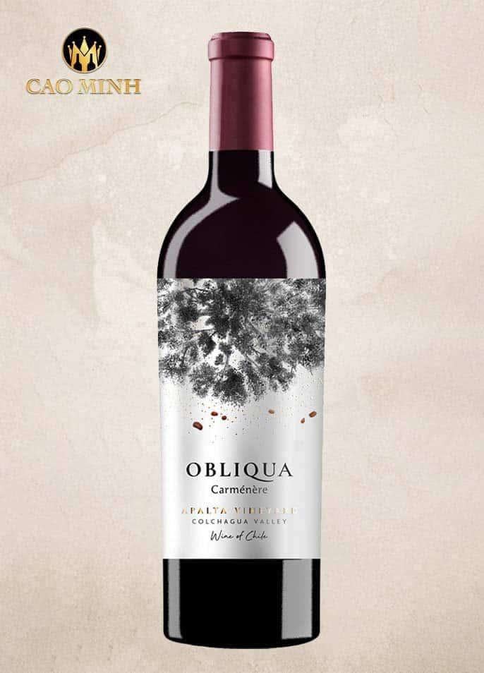 Rượu Vang Chile Ventisquero Obliqua Carmenere