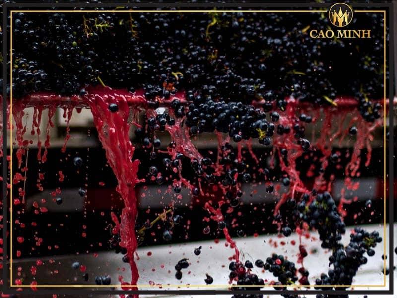 Rượu vang đỏ là gì