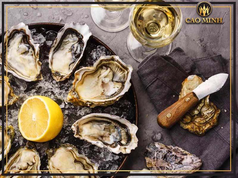 Rượu vang trắng ăn với gì là phù hợp nhất