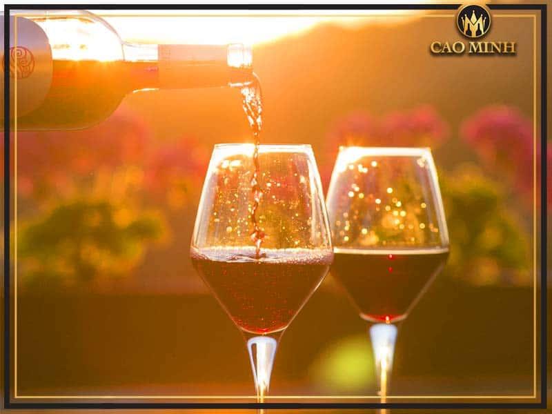 Tầm quan trọng của kiểu dáng ly rượu vang