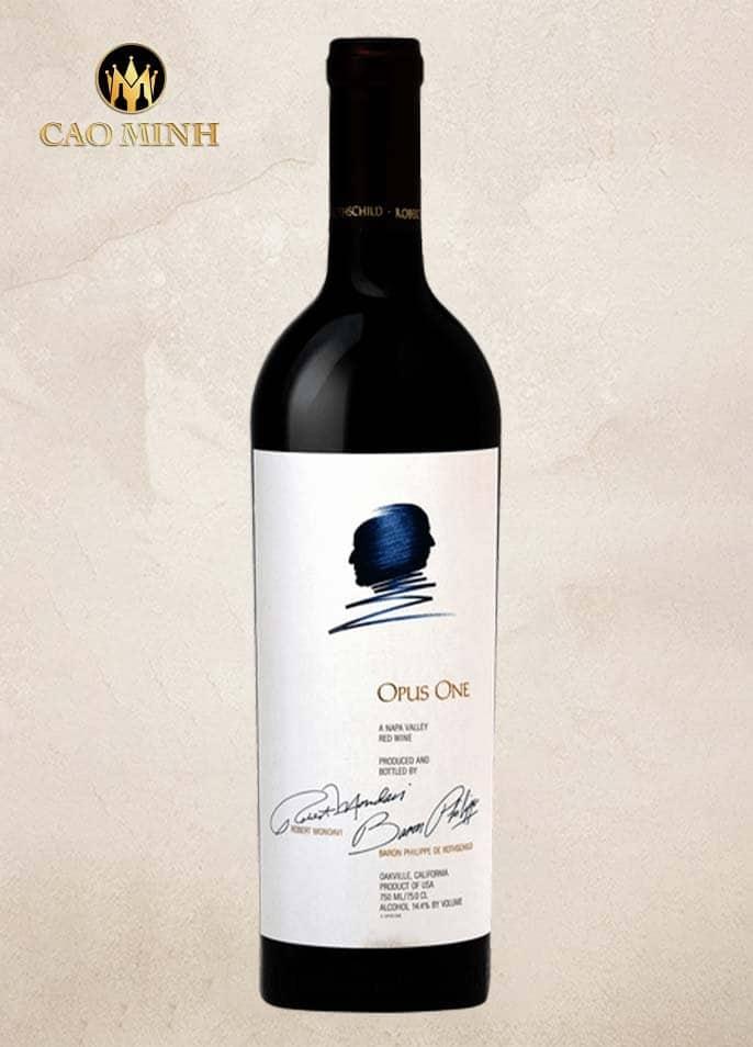Rượu Vang Opus One 2015 - Vang Mỹ Cao Cấp