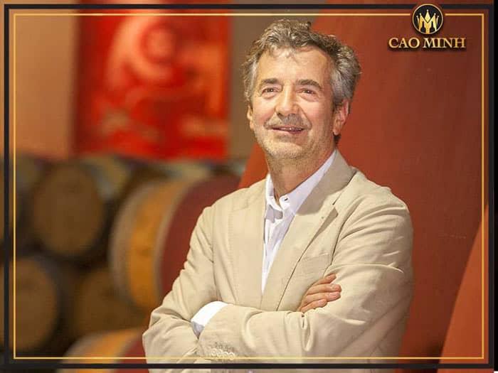 Giới thiệu nhà sản xuất Rượu vang Errazuriz - Lịch sử hình thành