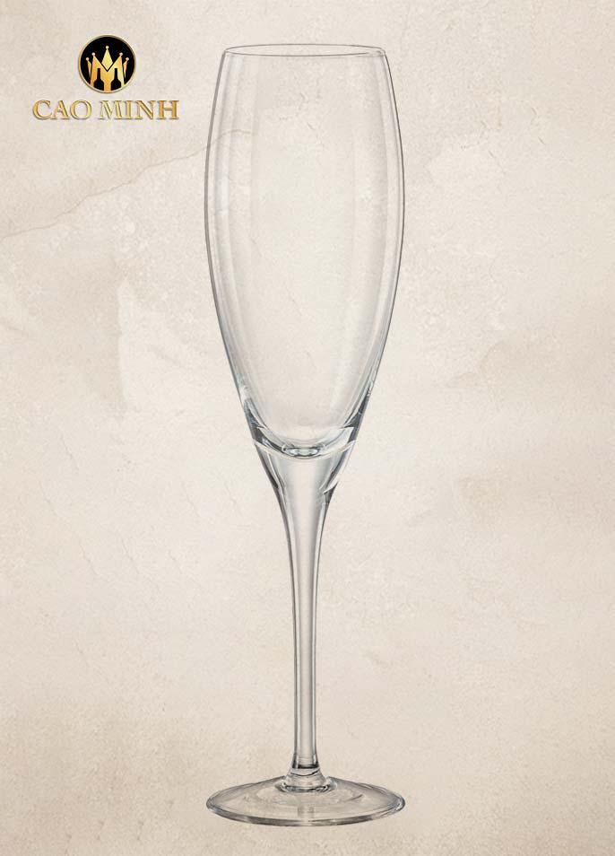 Ly uống rượu Champagne Lenny - 210ml