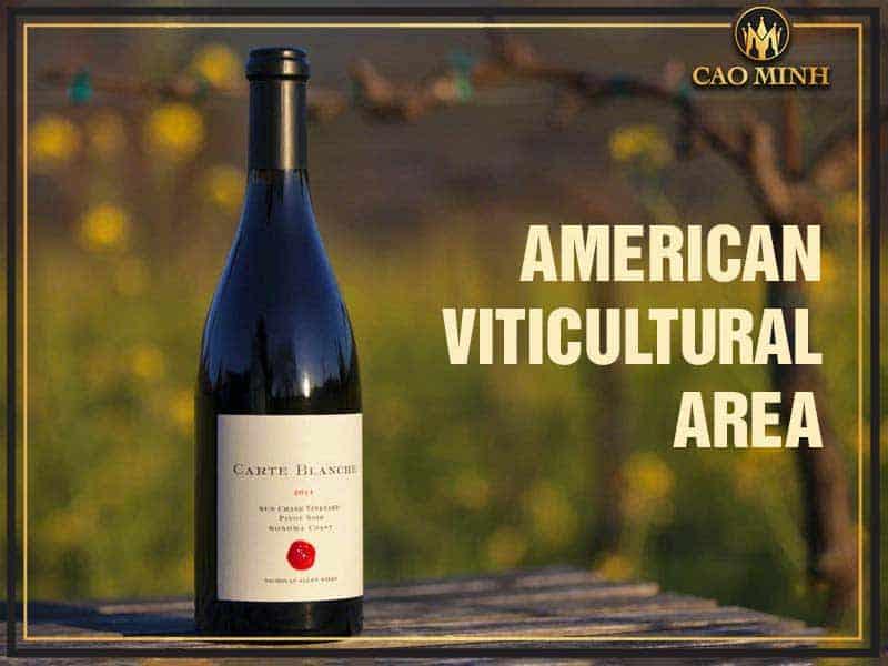 Luật lệ rượu vang Mỹ
