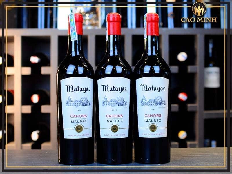 Matayac-Cahors-Malbec