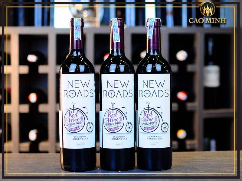 Rượu vang New Road
