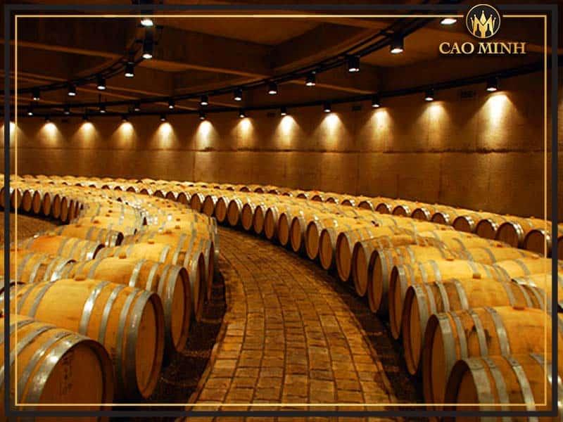 Ngành công nghiệp sản xuất rượu vang