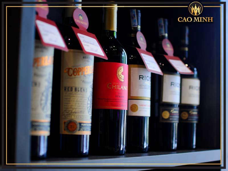 Rượu vang Chi Lê giá bao nhiêu là câu hỏi mà nhiều người muốn biết