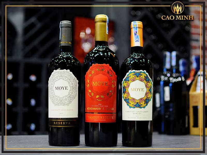 Có giá thành hợp lý nên rượu vang Chi Lê đang là dòng rượu được nhiều người lựa chọn