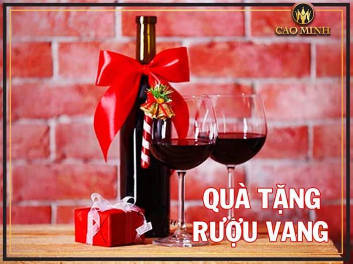 Rượu Vang Quà Tặng - Hộp Quà Rượu Vang Sang Trọng, Đẳng Cấp
