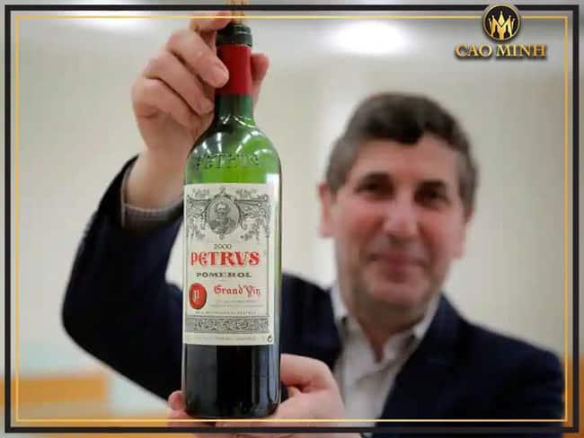 Phong cách làm rượu chuyên biệt của Chateau Petrus
