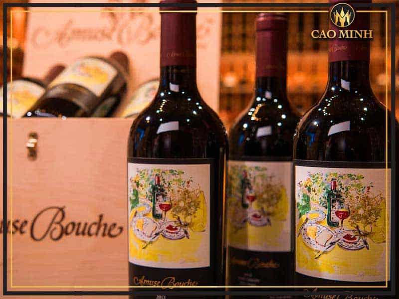 Rượu vang Amuse Bouche