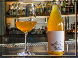 Những Kiến Thức Không Thể Không Biết Về Rượu Vang Cam - Orange Wine