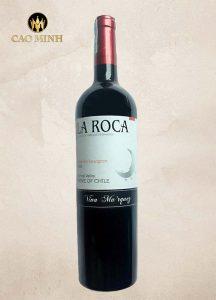 Rượu vang Chile La Roca