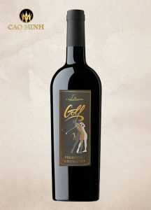 Rượu Vang Golf Primitivo Di Manduria