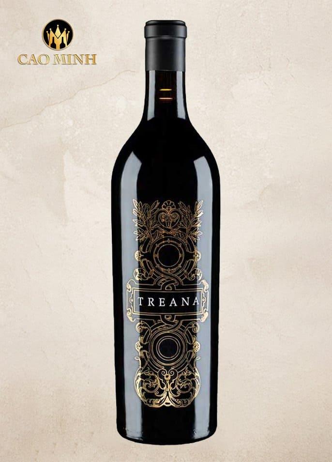 RƯỢU VANG TREANA PASO ROBLES - Rượu Mỹ