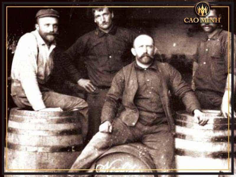 Rượu vang Mỹ và lịch sử phát triển