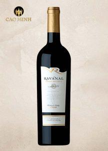 Rượu vang Chile Ravanal Gran Reserva Cabernet Sauvignon