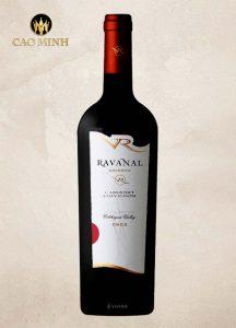 Rượu vang Chile Ravanal Reserva Cabernet Sauvignon