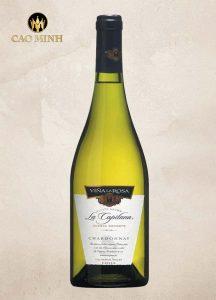 Rượu Vang La Capitana Chardonnay