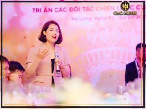 Thanh Dung - CEO Rượu Vang Cao Minh ruouvangcaominh.vn