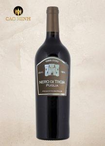 Rượu vang Ý Torri D'oro Nero di Troia