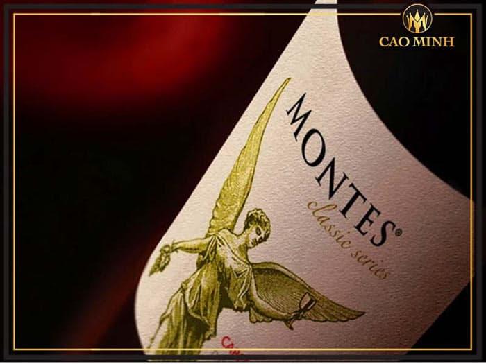 Rượu Vang Montes Classic Cabernet Sauvignon