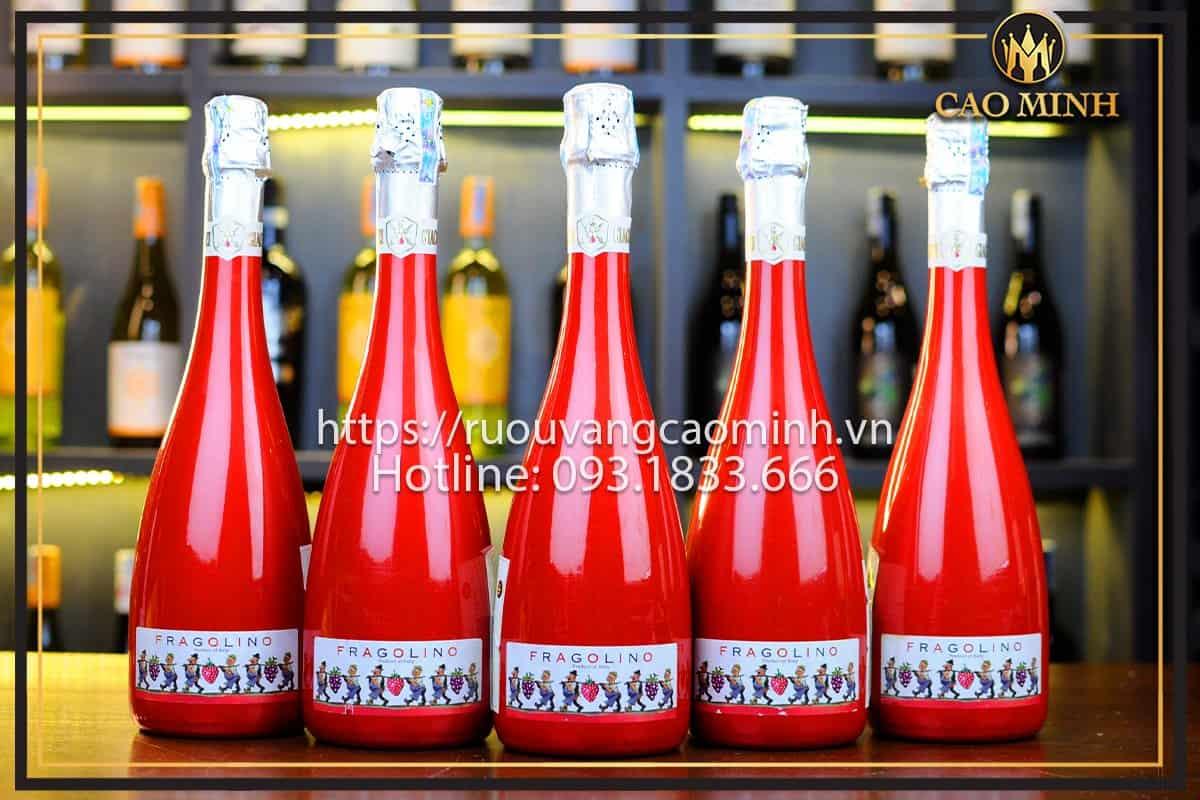 Hộp quà tết rượu vang 2022