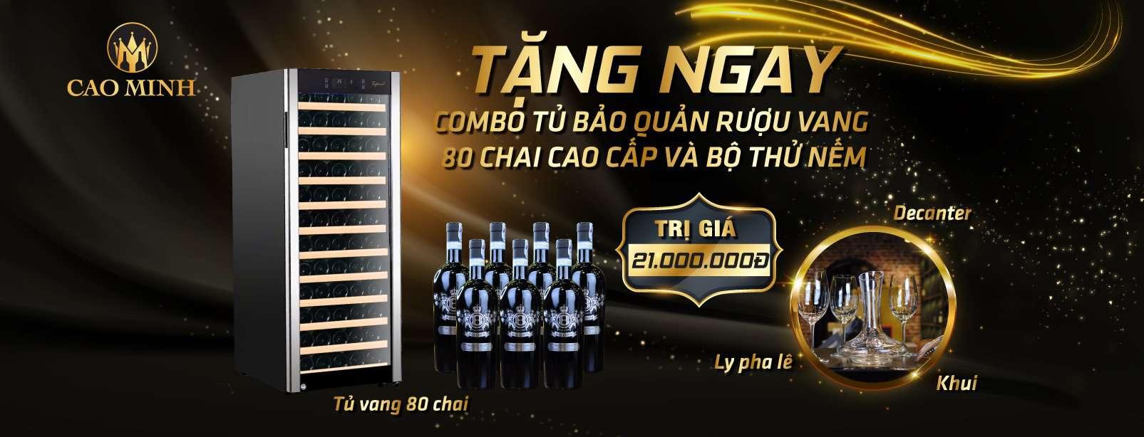 Banner Tủ 80 Chai PC