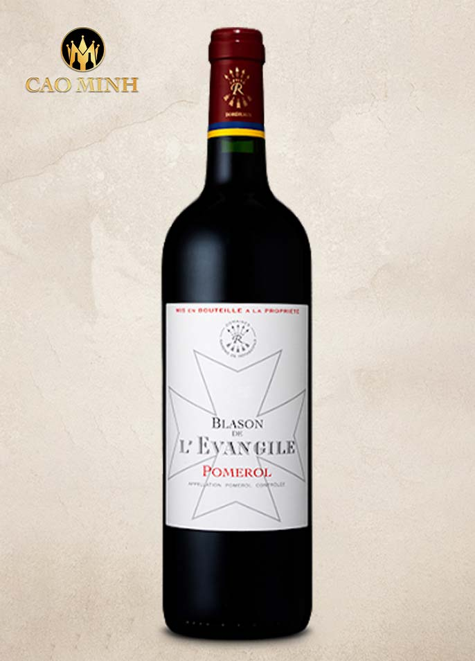 Rượu vang Pháp Blason De L'Evangile