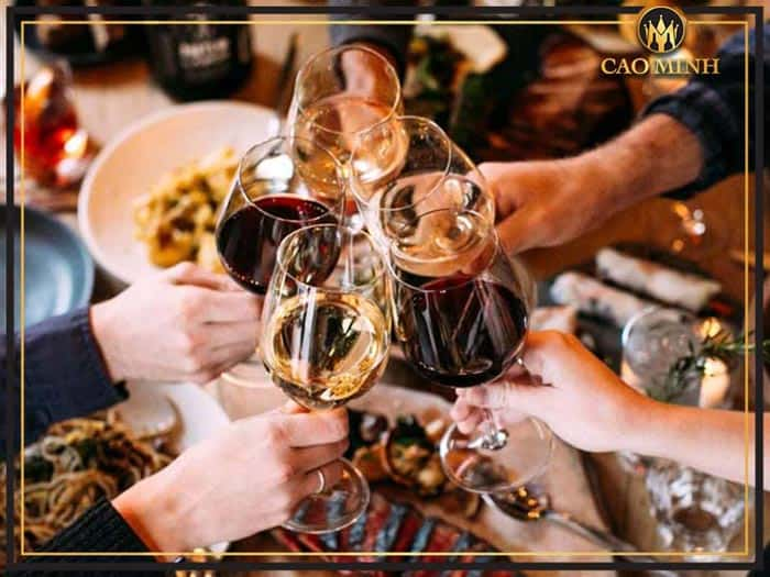 Cách chọn rượu vang uống vào dịp Tết