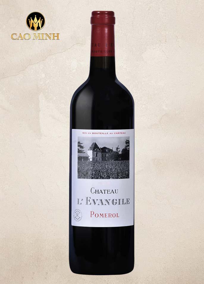 Rượu vang Pháp Chateau L'Evangile